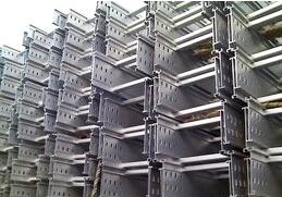 阶梯式电缆桥架图片